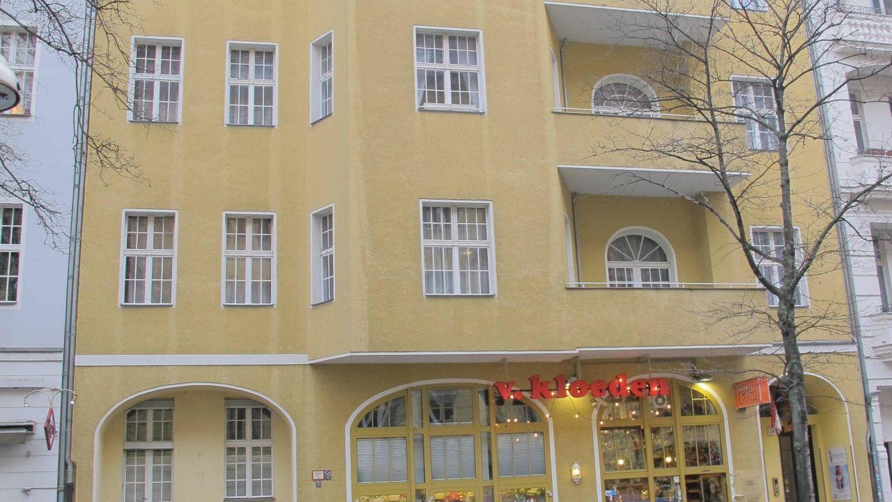 hotel castell am kurf rstendamm berlin charlottenburg wilmersdorf holidaycheck berlin. Black Bedroom Furniture Sets. Home Design Ideas