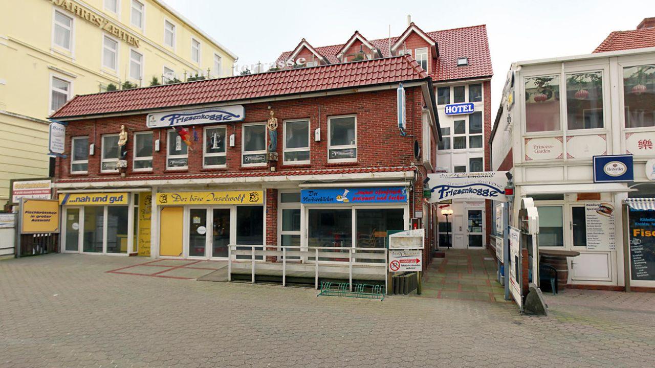 Hotel Borkum Villa Weststrand