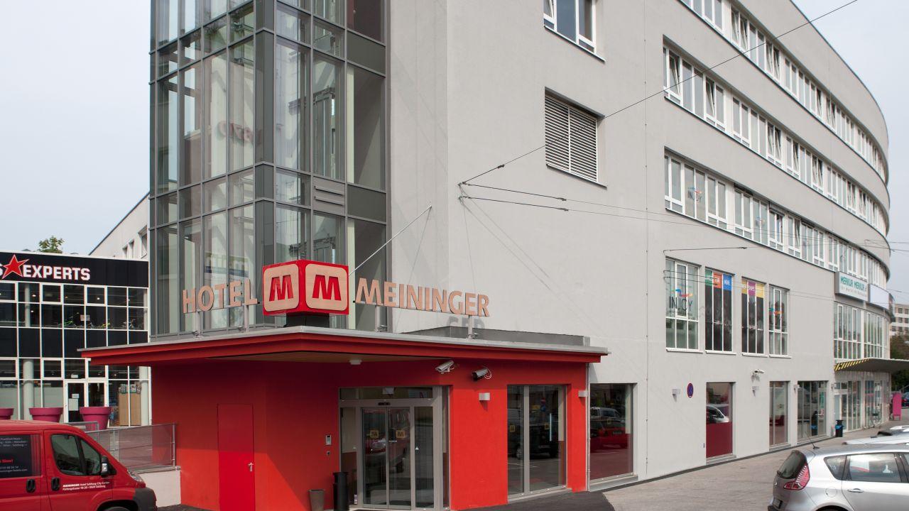 Meininger Hotel Salzburg City Center Salzburg Osterreich