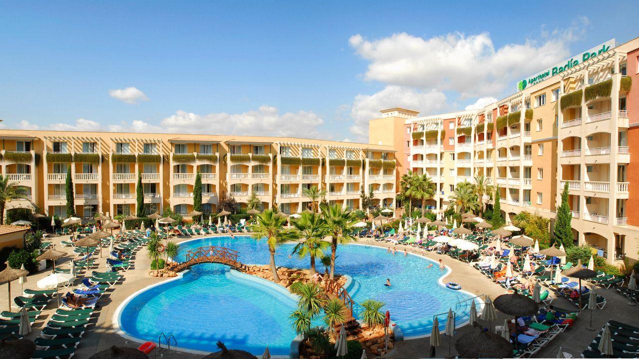 Hotel Sa Coma Mallorca Protur Badia Park Aparthotel