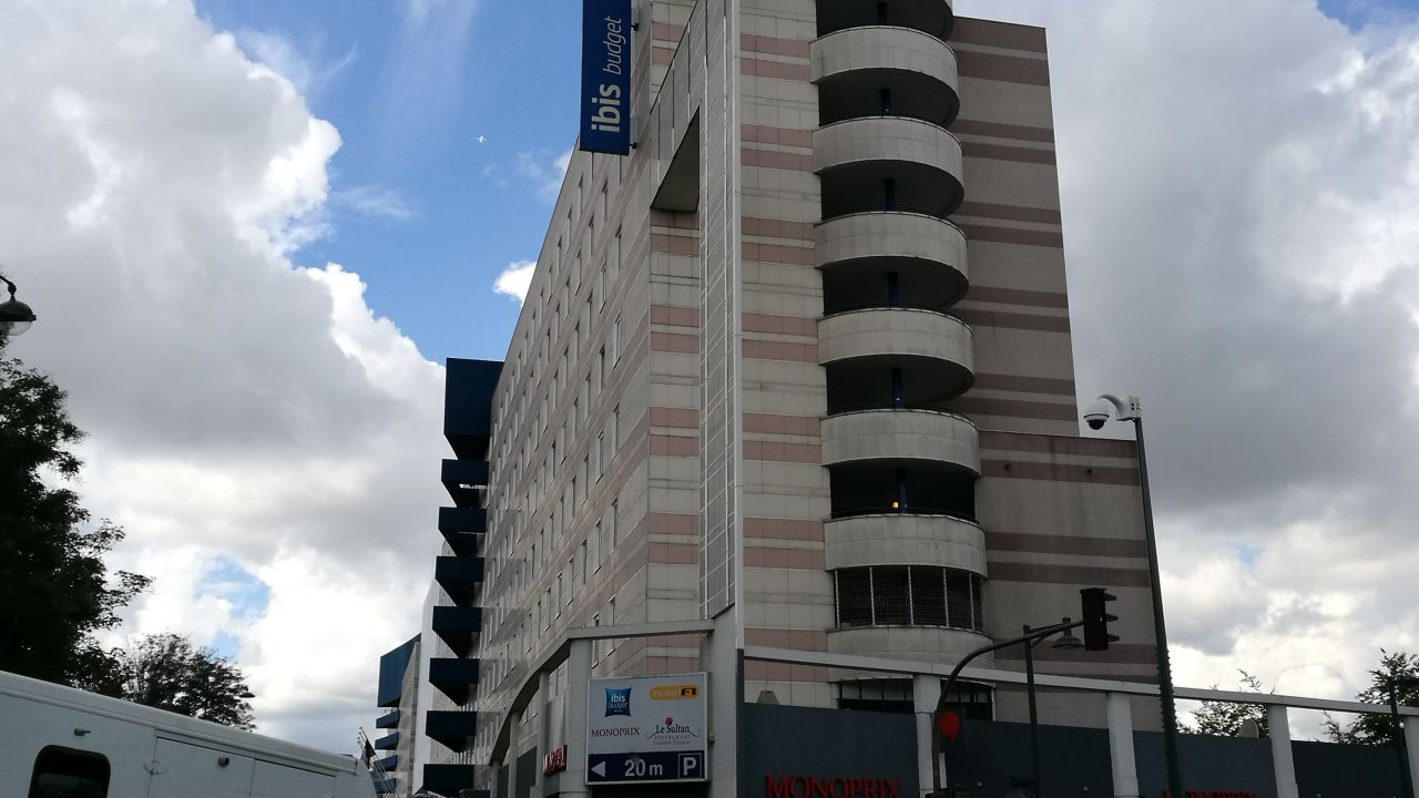 Ibis budget hotel paris porte de montmartre saint ouen - Ibis budget hotel paris porte de montmartre ...