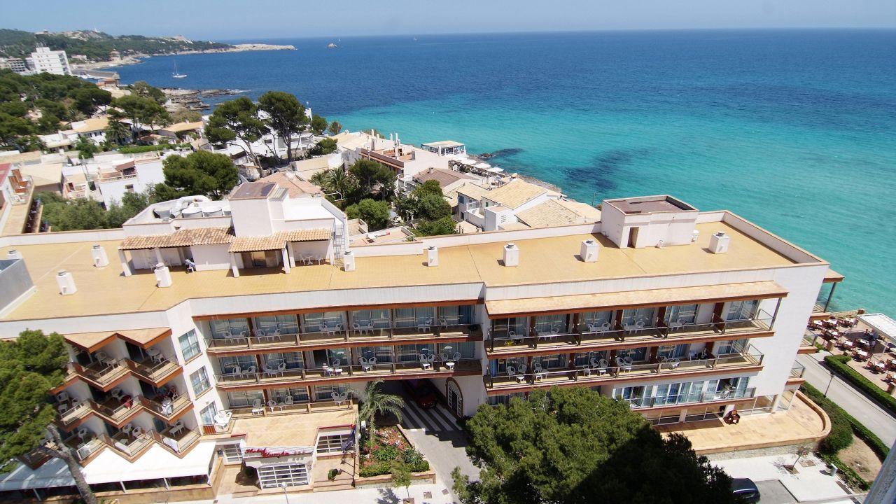 Chevy Hotel Spanien Mallorca Cala Ratjada