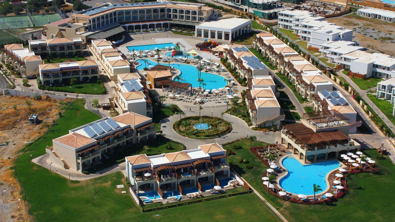 Mythos Beach Resort Rhodes