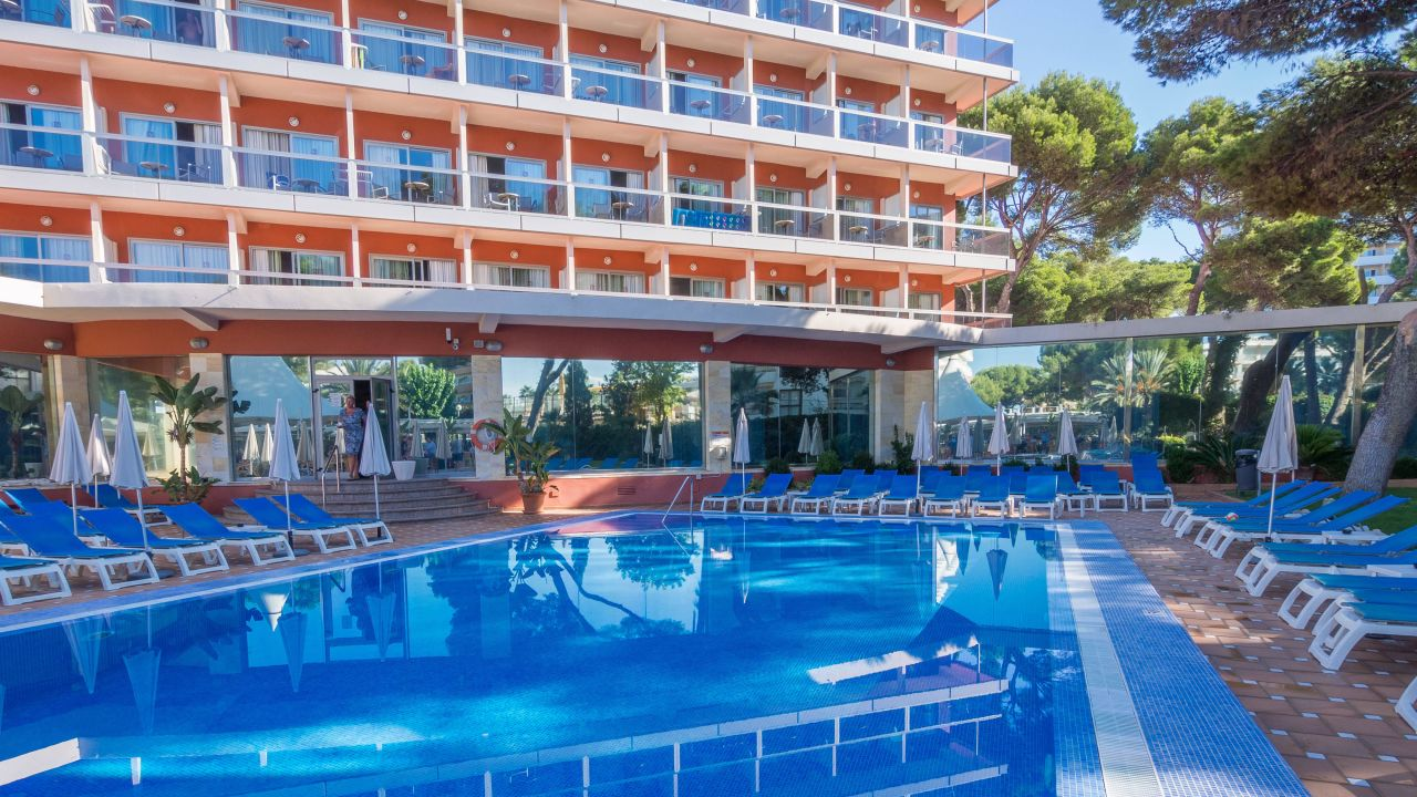 Hotel Obelisco (Platja de Palma / Playa de Palma) • HolidayCheck ...