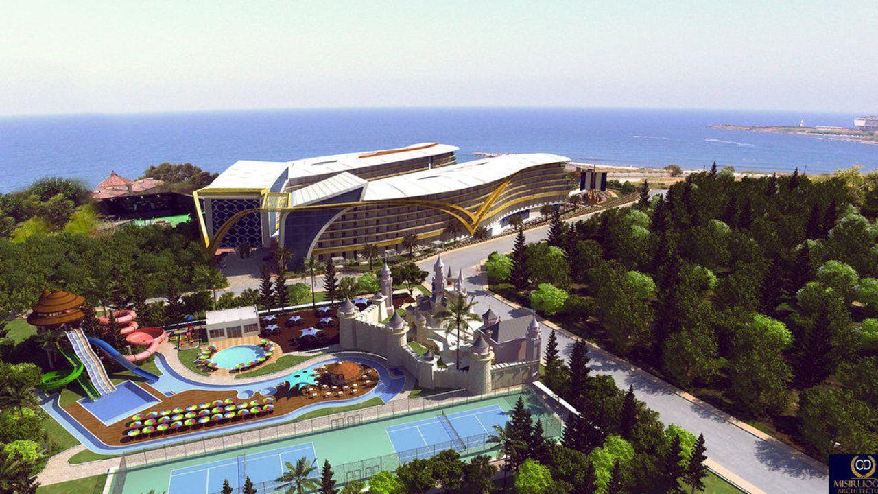 Vikingen Infinity Resort And Spa Antalya