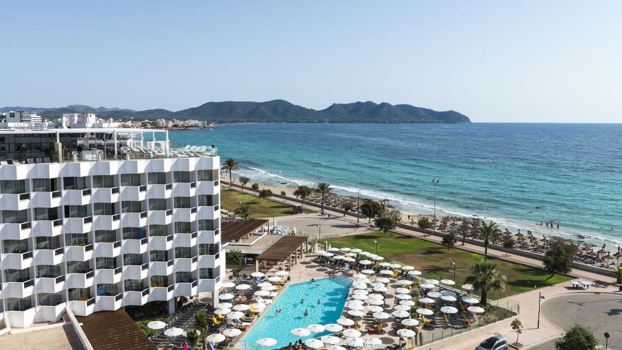 Allsun Hotel Borneo Adults Only Cala Millor Holidaycheck