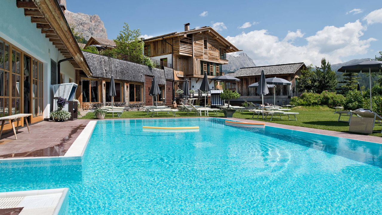 Wellnesshotel  Dolomiti Wellness Hotel Fanes in San Cassiano • HolidayCheck ...