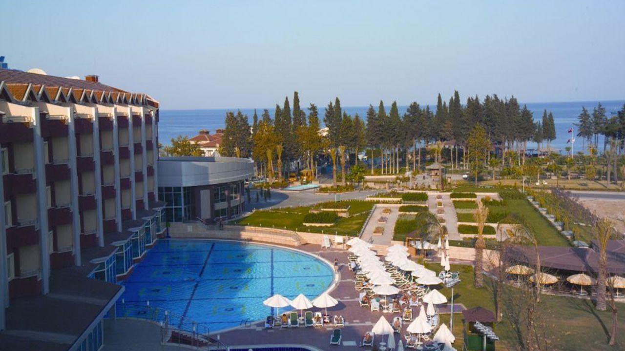 Rox Royal Hotel Kemer Holidaycheck Turkische Riviera Turkei