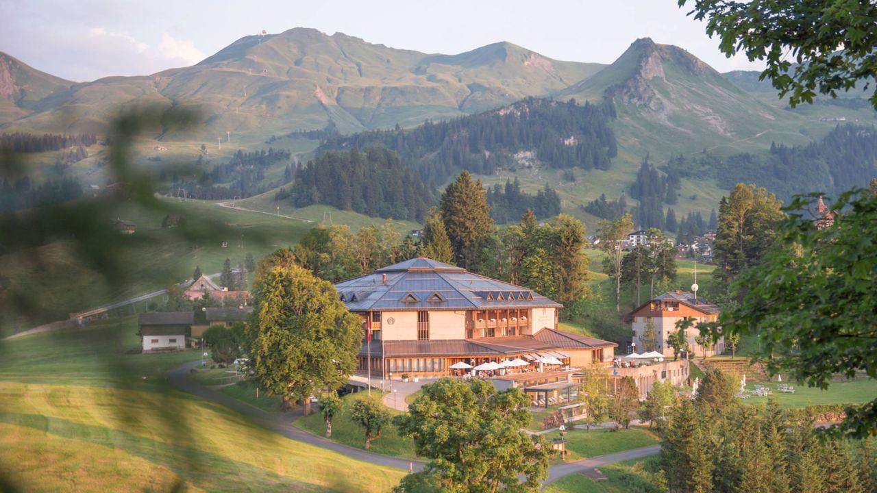 Seminar- und Wellnesshotel Stoos (Stoos) • HolidayCheck (Kanton ...