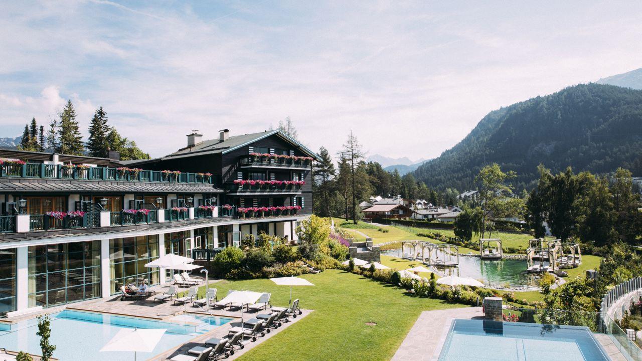 Hotels Seefeld in Tirol fr Alleinreisende Die besten Seefeld