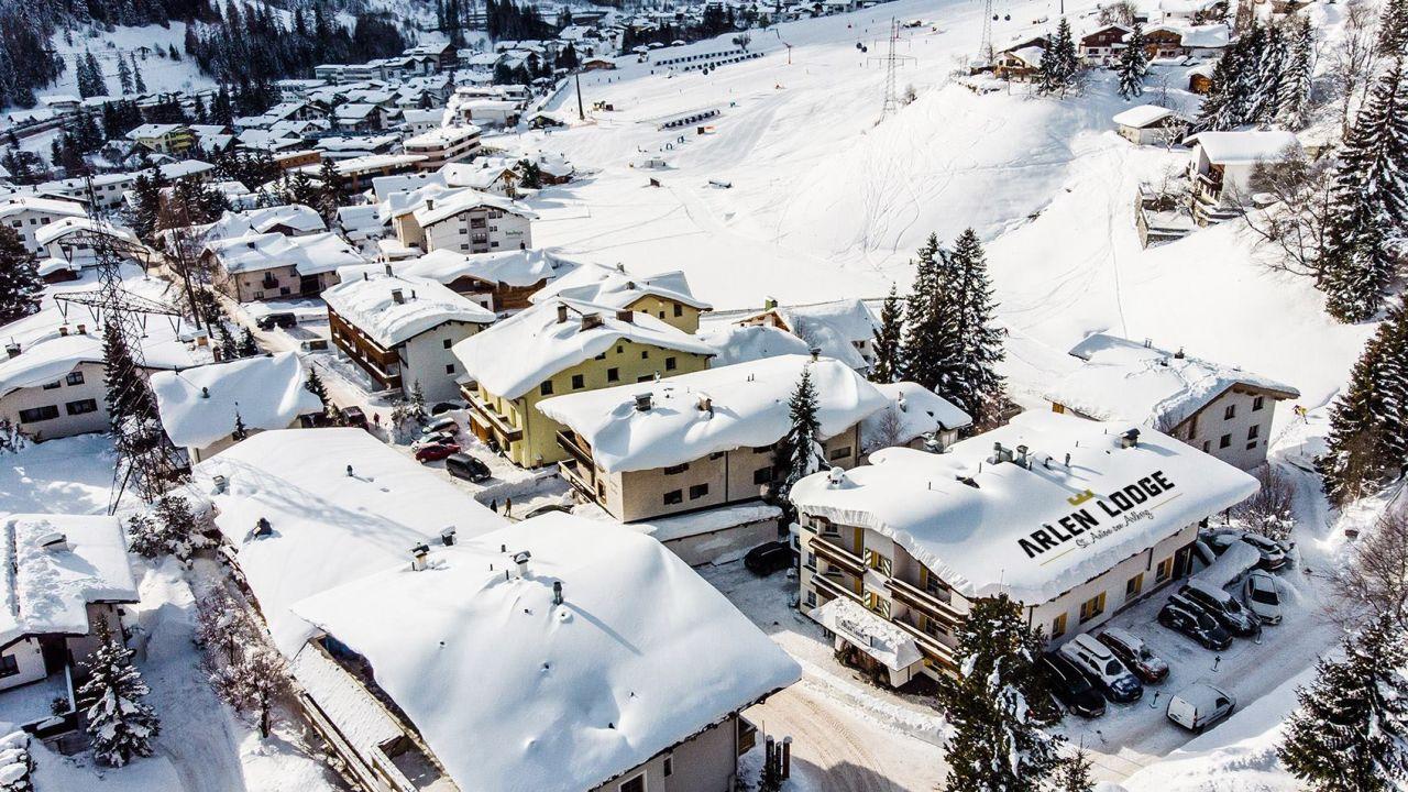 Susanne, Pension - St. Anton am Arlberg