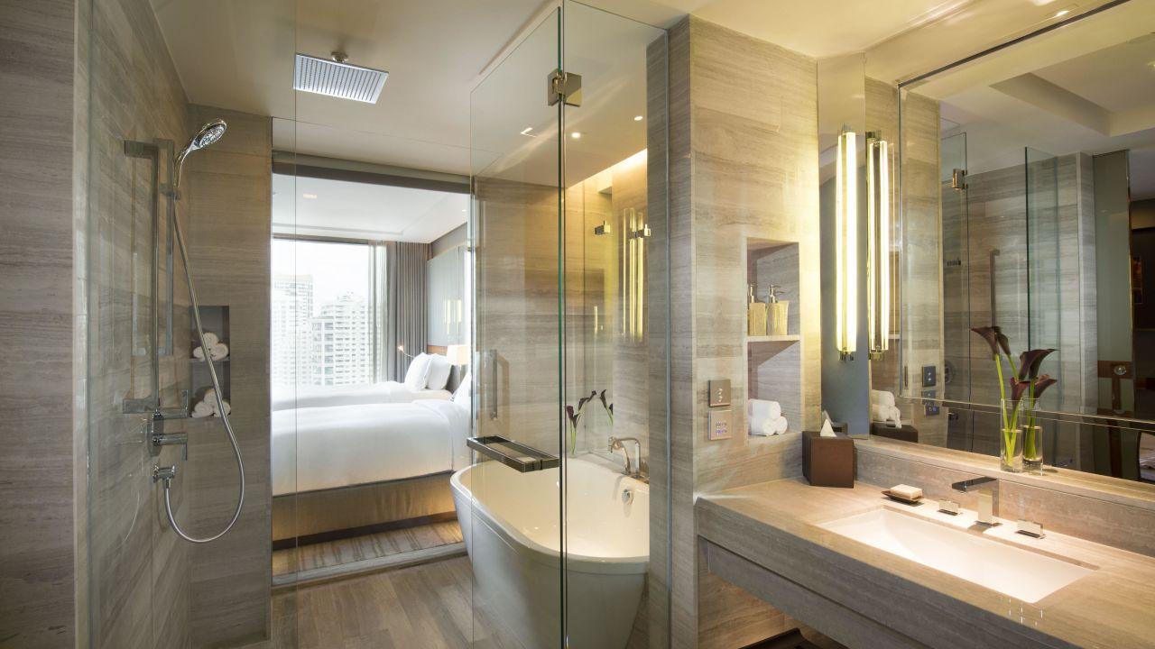 Hilton Hotel Sukhumvit Bangkok In Bangkok Holidaycheck Bangkok Thailand