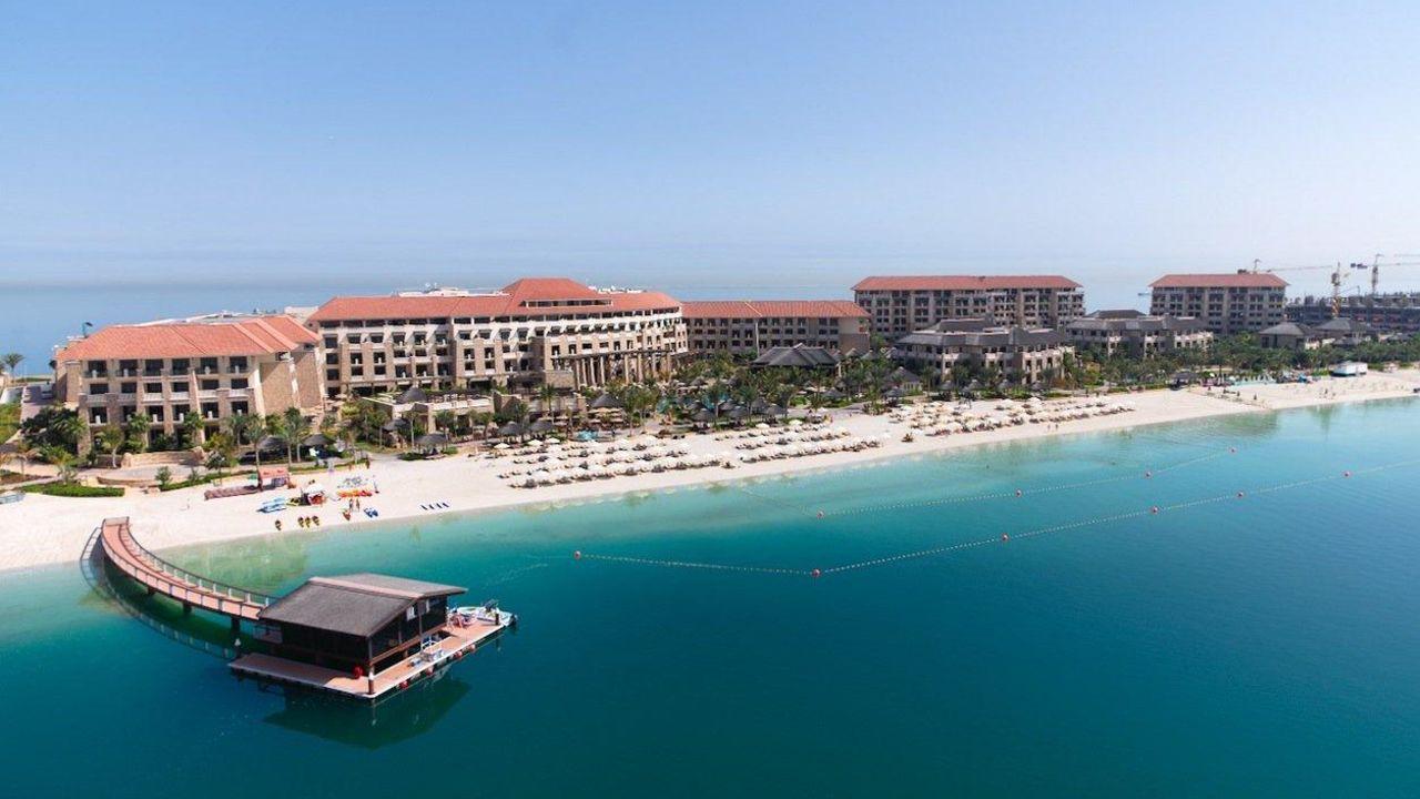 Sofitel dubai the palm resort spa in dubai for Best spa hotel dubai