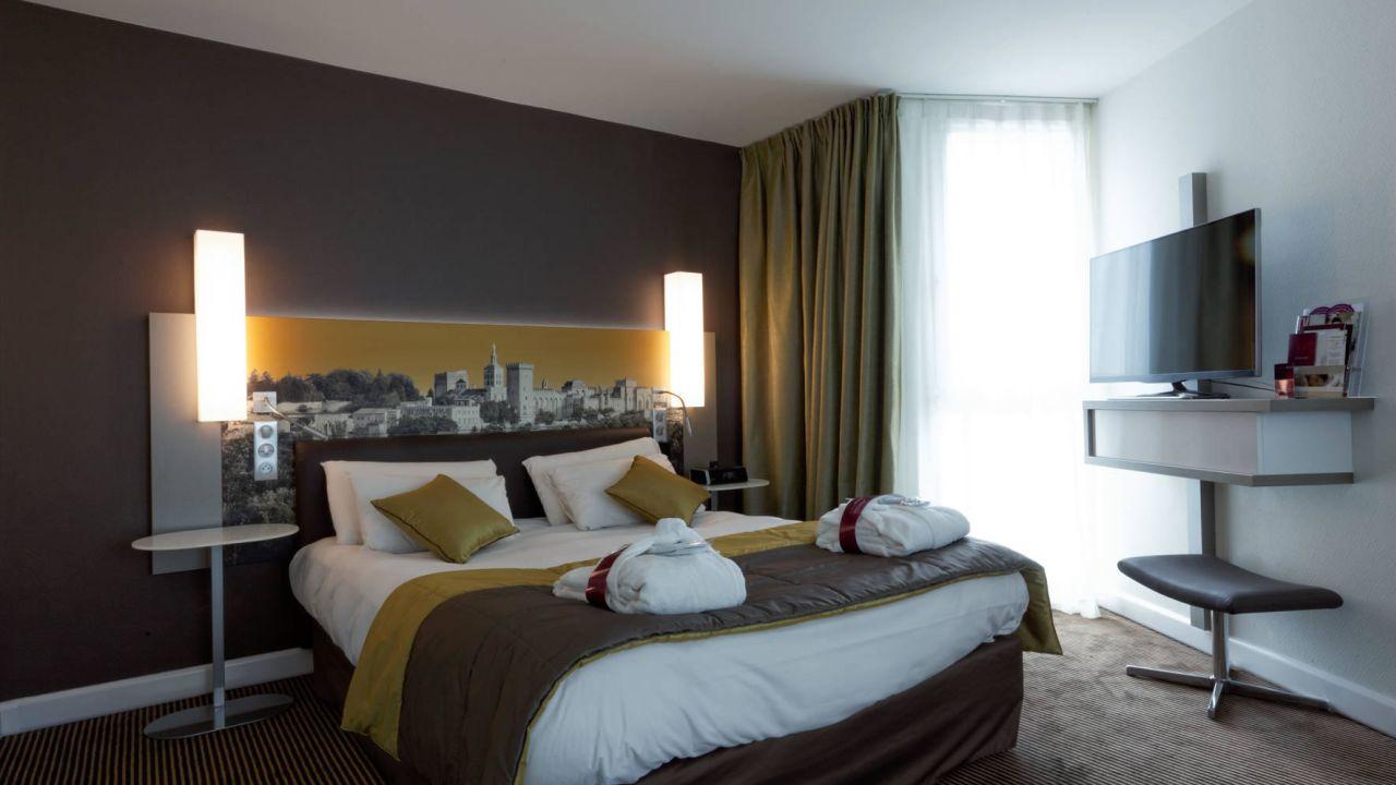 meilleures baskets 862e8 157a3 Hotel MERCURE AVIGNON CENTRE PALAIS DES PAPES (Avignon ...