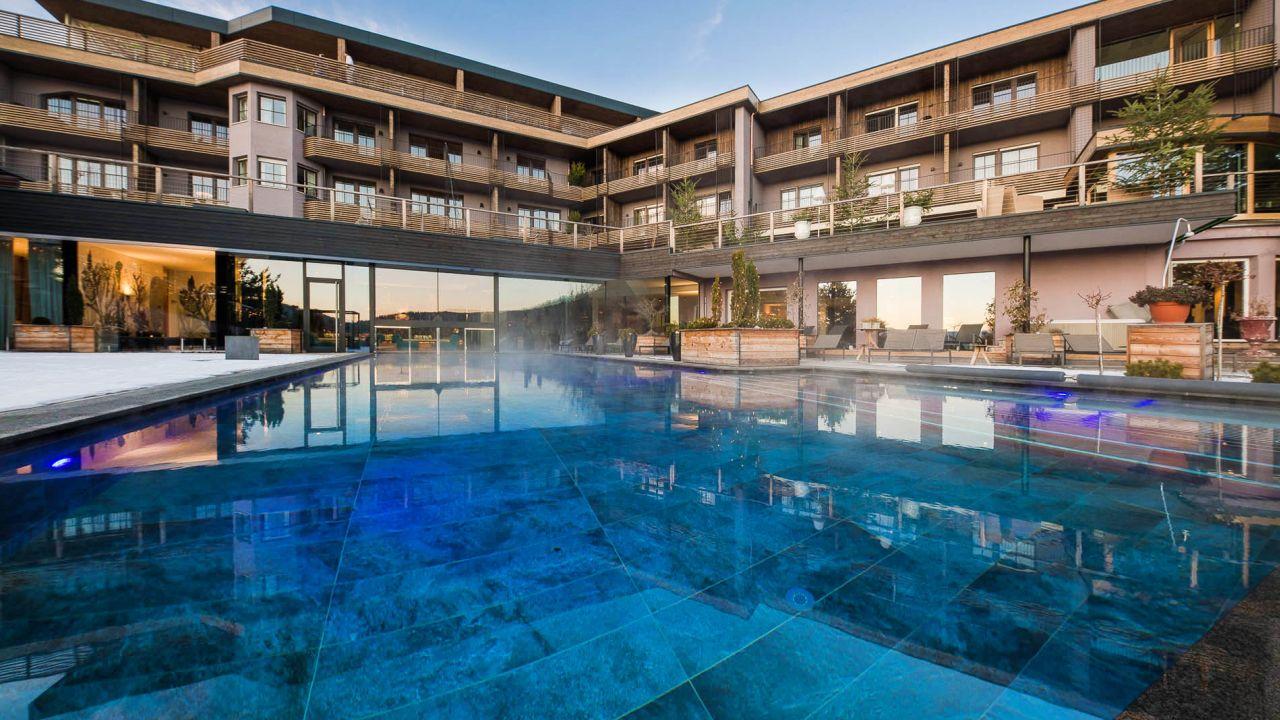 Hafling Italien Hotel