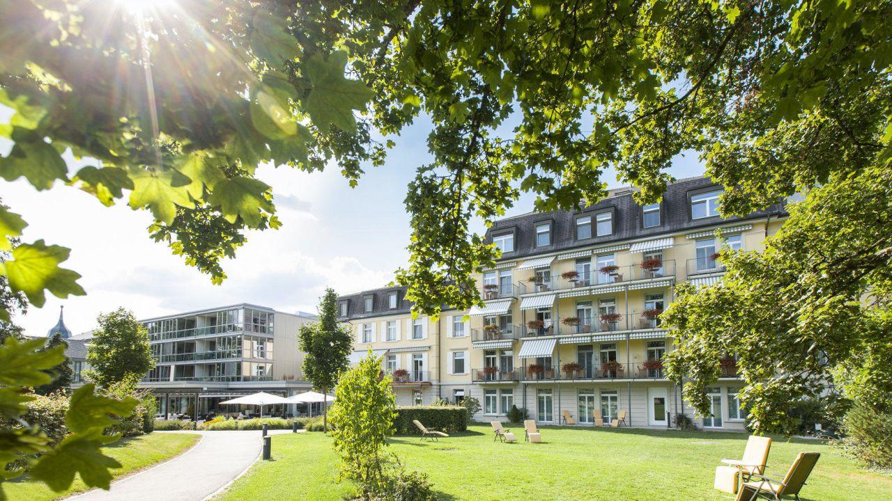 Park Hotel Rheinfelden Schweiz