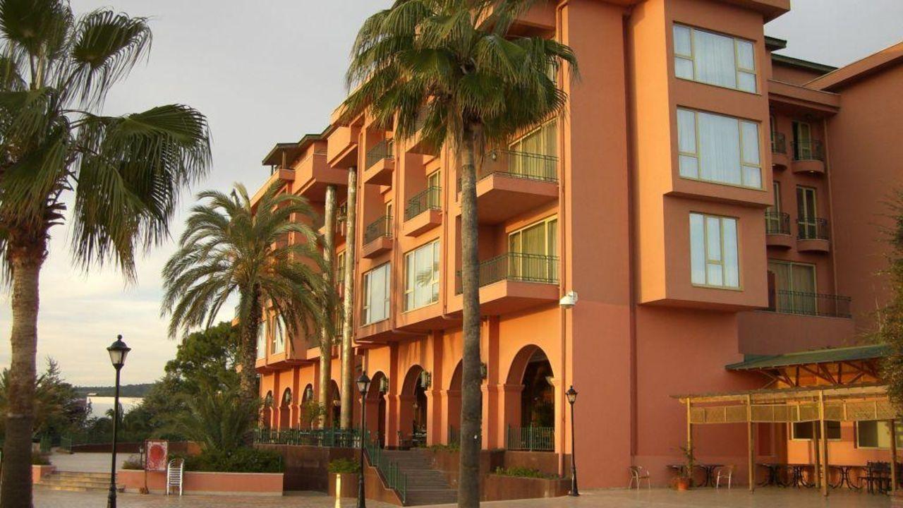 Asteria Hotel Fantasia Camyuva Holidaycheck Turkische Riviera