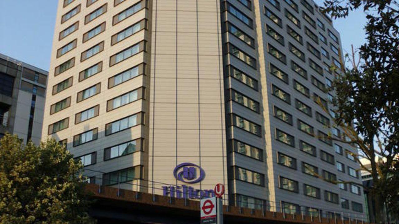 Hilton London Canary Wharf Hotel South Quay