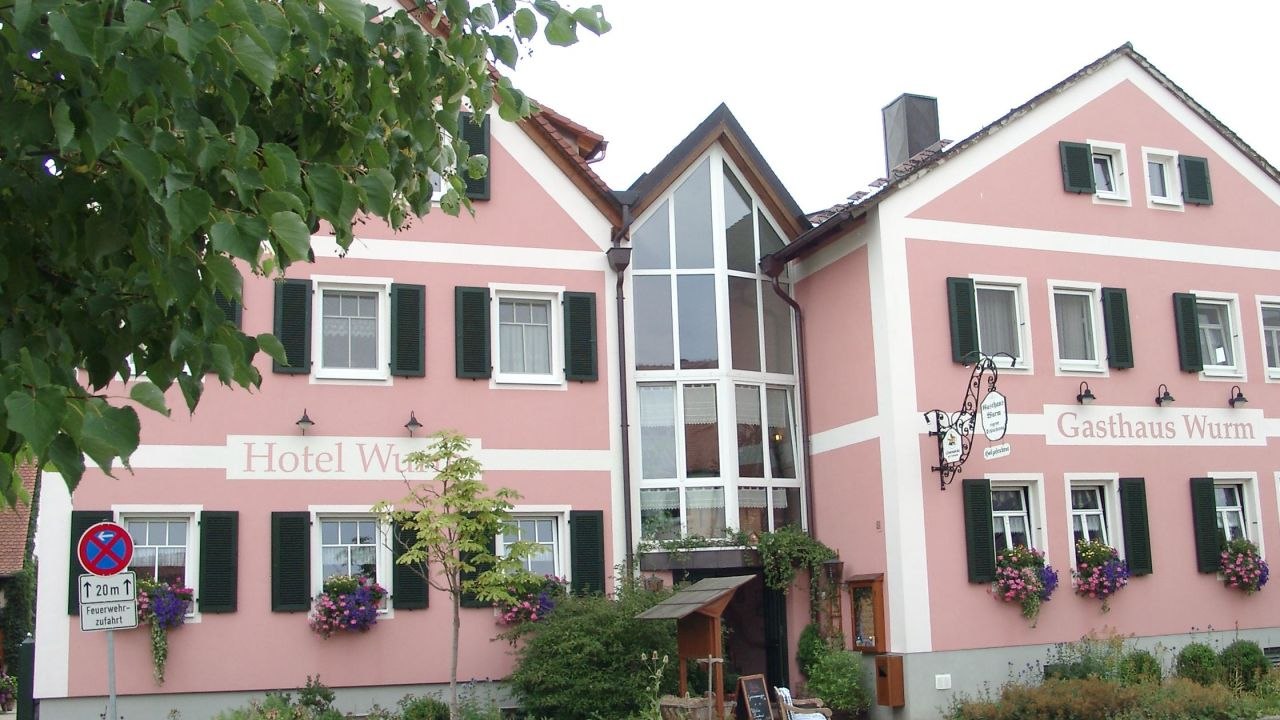 gasthaus wurm röbersdorf