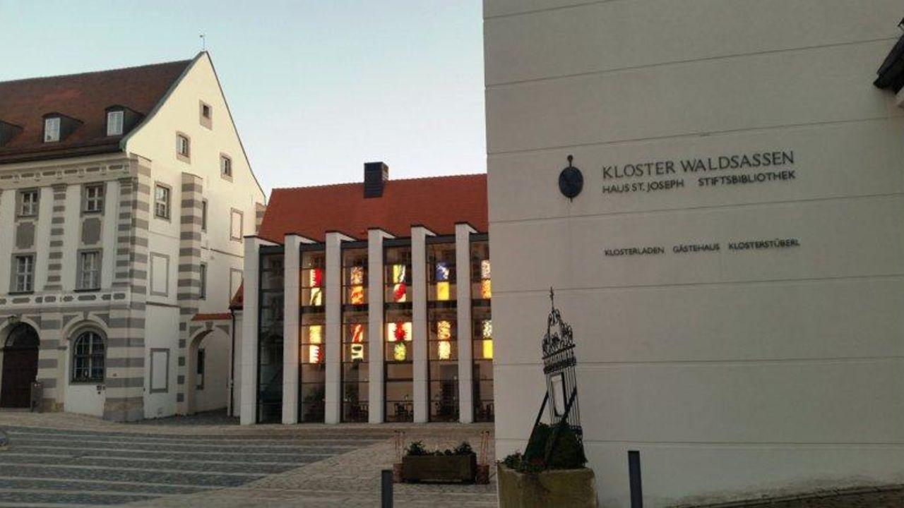Kloster Waldsassen Haus St Joseph Waldsassen