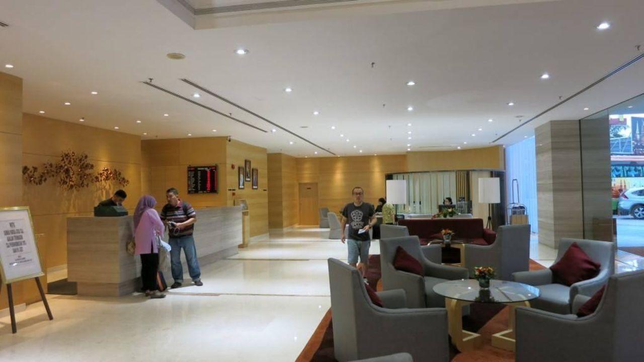 Mutiara Hotel Johor Bahru Restaurant
