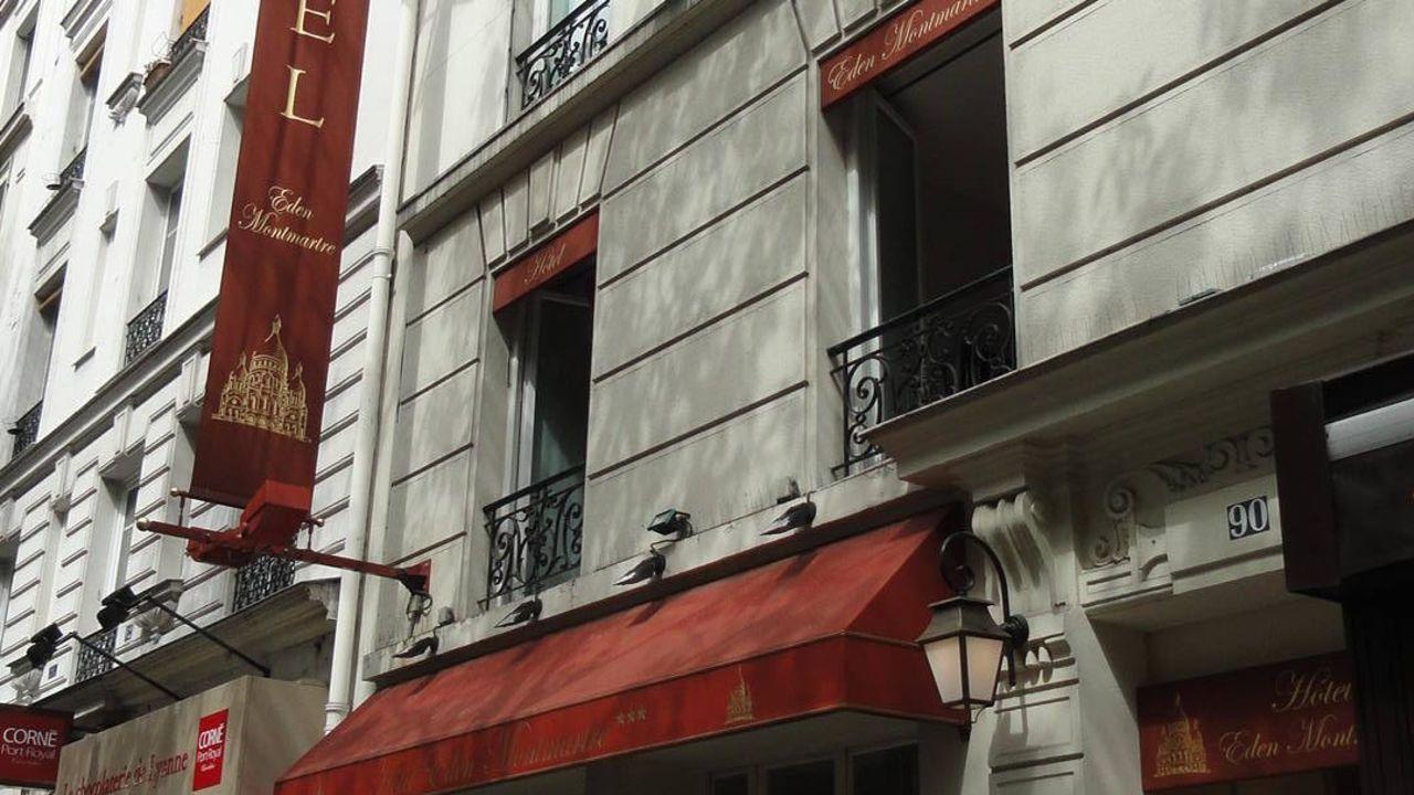 Hotel eden montmartre paris holidaycheck gro raum for Frankreich hotel paris