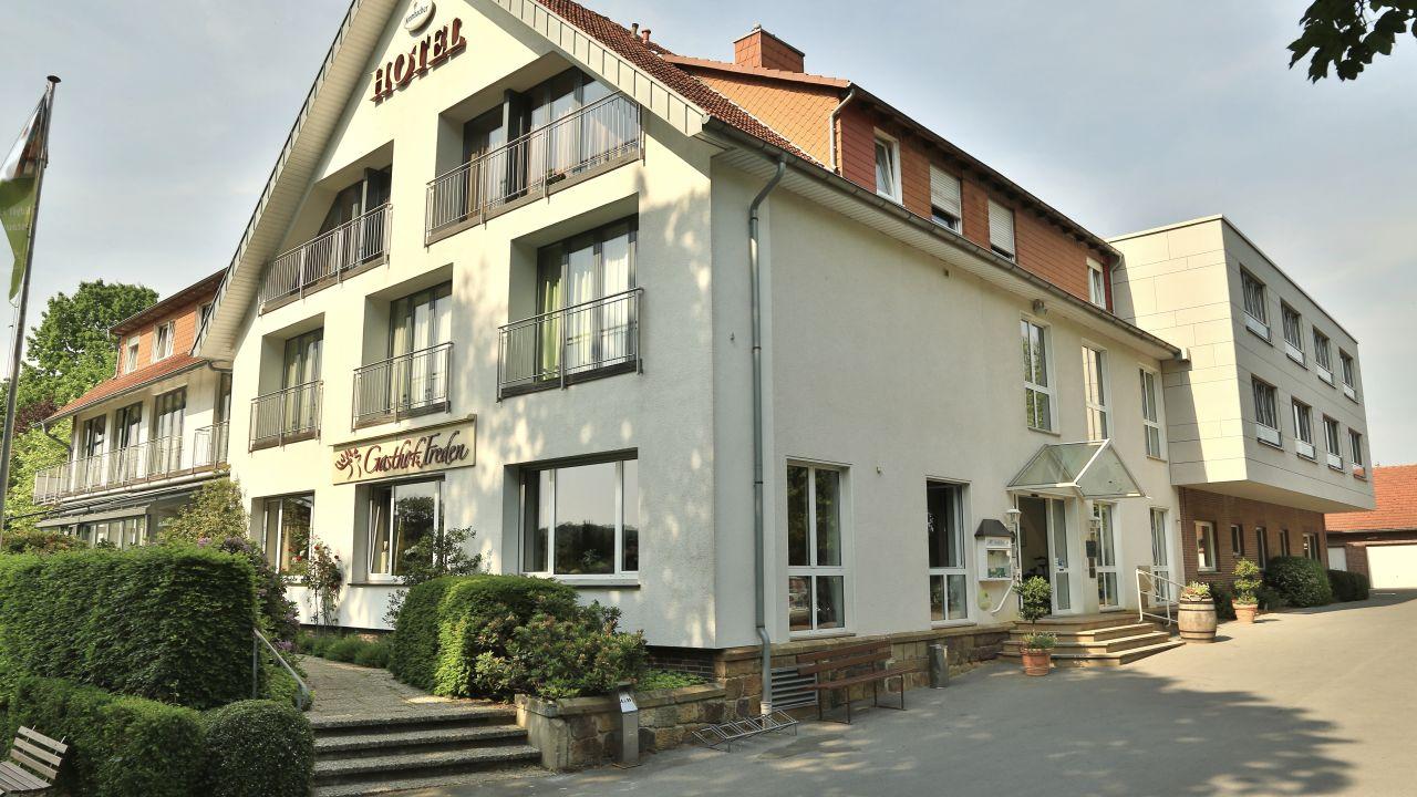 Weihnachtsmarkt Bad Iburg.Landidyll Hotel Zum Freden Bad Iburg Holidaycheck Niedersachsen