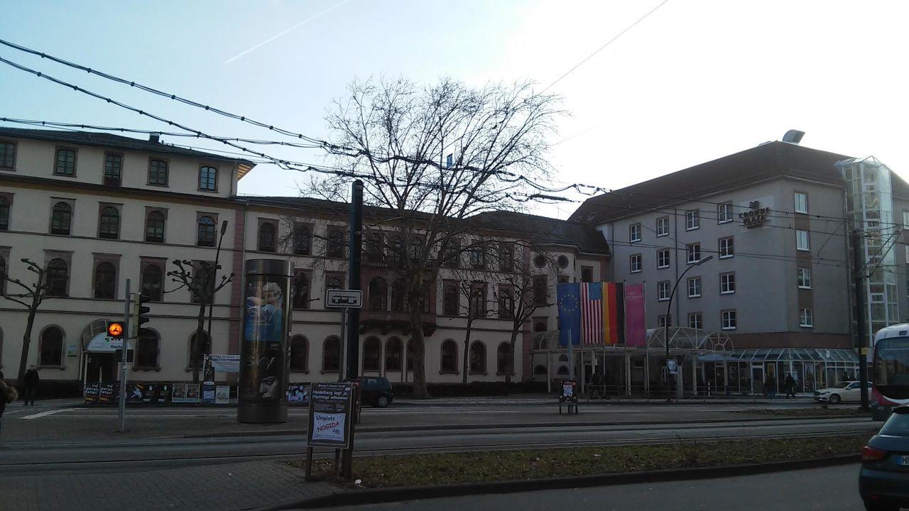 Hotel Crowne Plaza Heidelberg Bewertungen