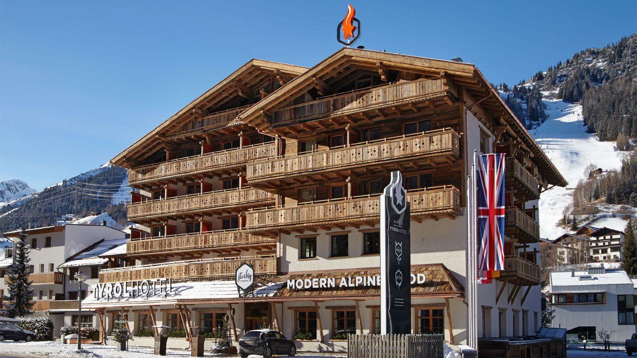 Raffl\'s Tyrol Hotel (St. Anton am Arlberg) • HolidayCheck (Tirol ...
