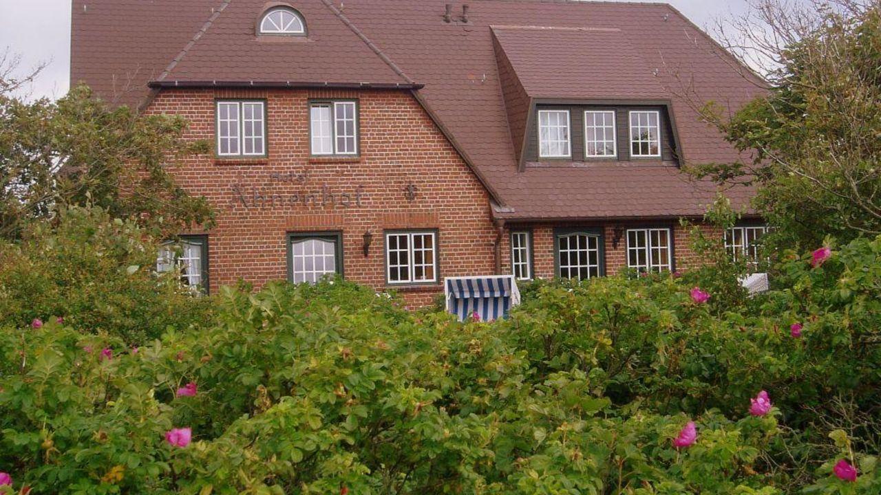 hotel garni ahnenhof in kampen sylt holidaycheck schleswig holstein deutschland. Black Bedroom Furniture Sets. Home Design Ideas