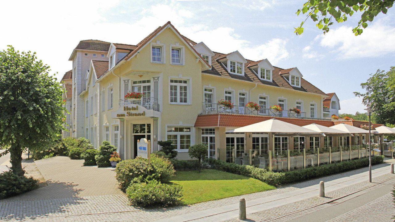 hotel am strand in k hlungsborn holidaycheck
