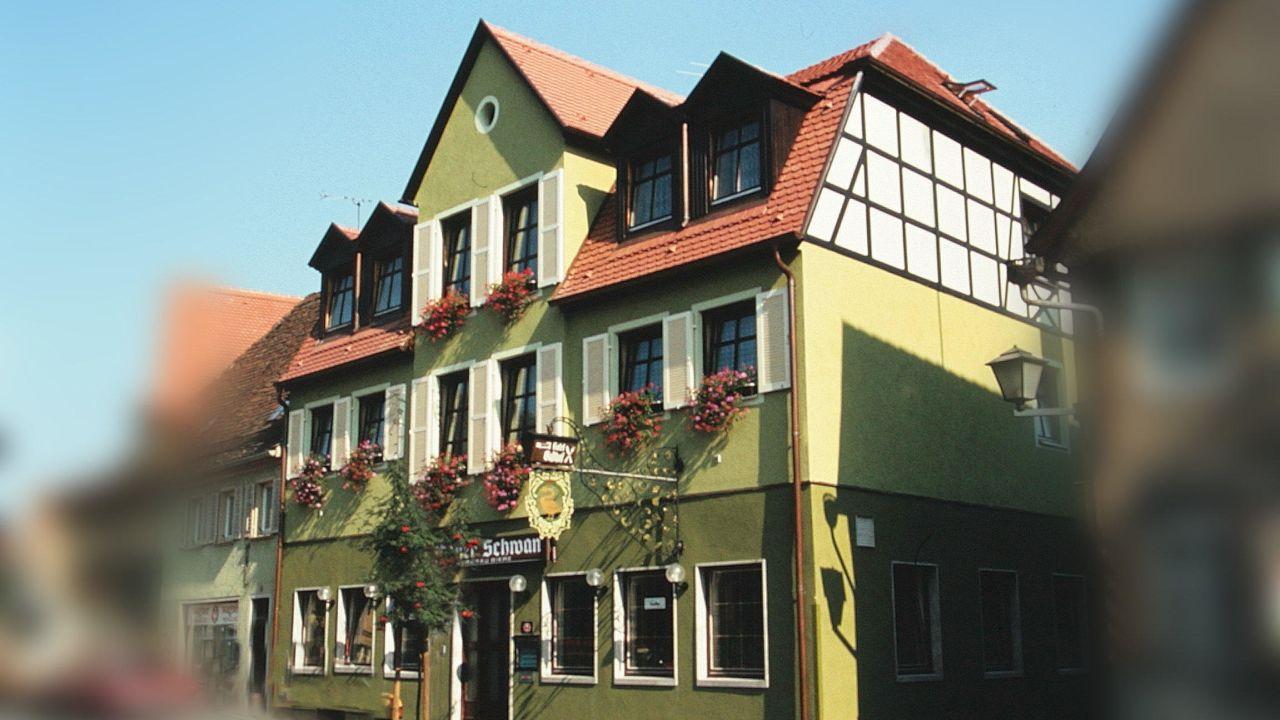 hotel garni goldener schwan bad windsheim holidaycheck bayern deutschland. Black Bedroom Furniture Sets. Home Design Ideas