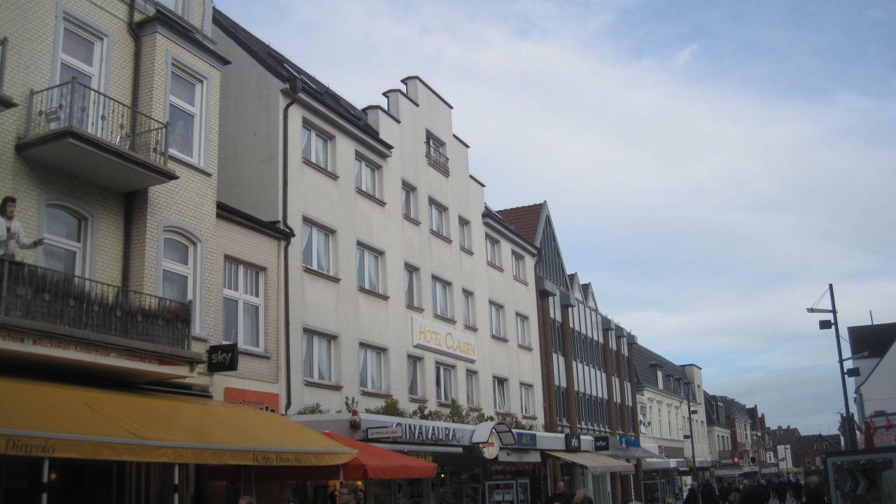 Hotel Clausen Sylt Bewertung