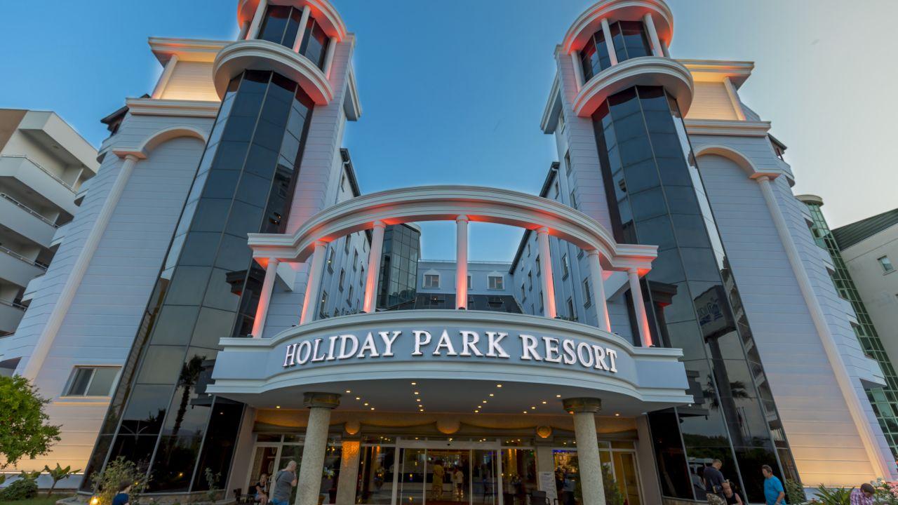 Holiday Park Resort Okurcalar Holidaycheck Turkische Riviera