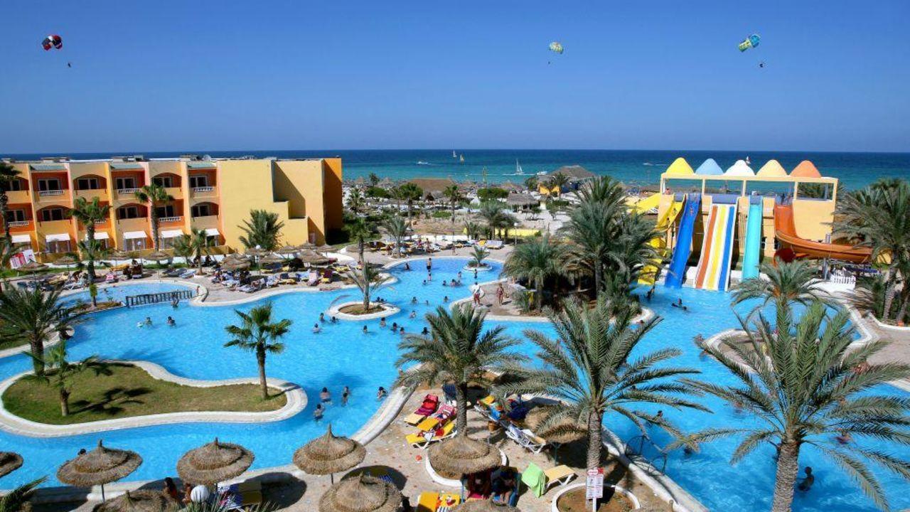 Hotel caribbean world djerba in midoun holidaycheck for Hotels djerba