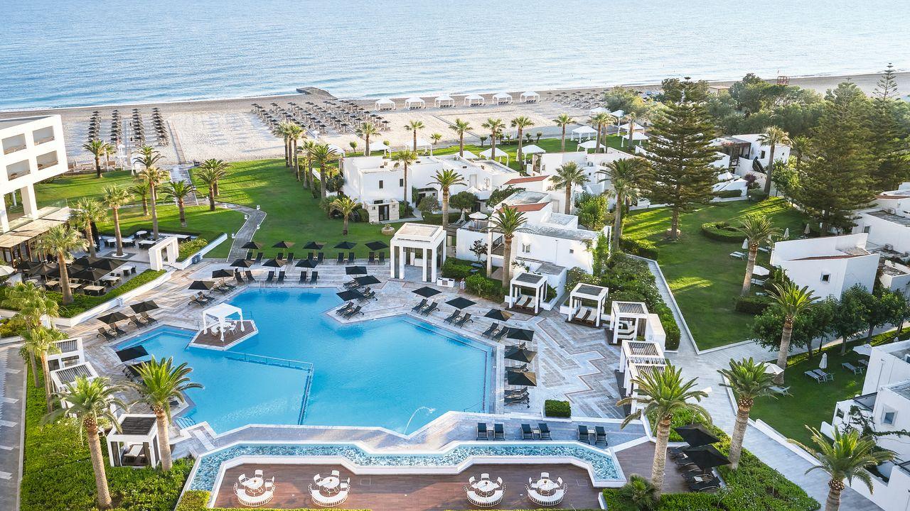 Grecotel creta palace rethymno holidaycheck kreta for Top hotels griechenland