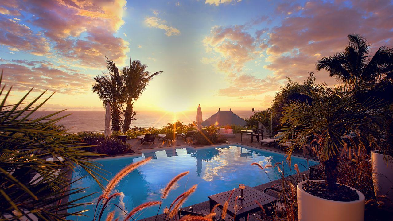 Blue Margouillat Seaview Hotel Relais & Châteaux (Saint-Leu ...
