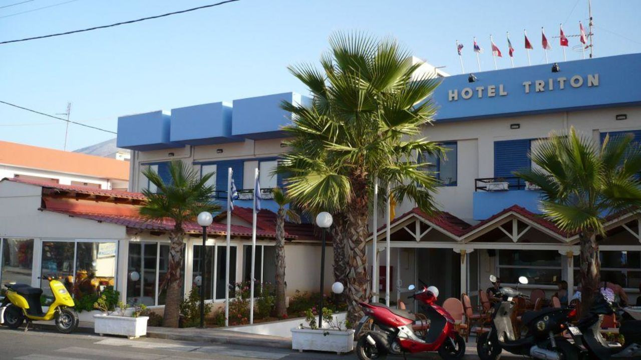 Hotel Triton Kreta Bewertung