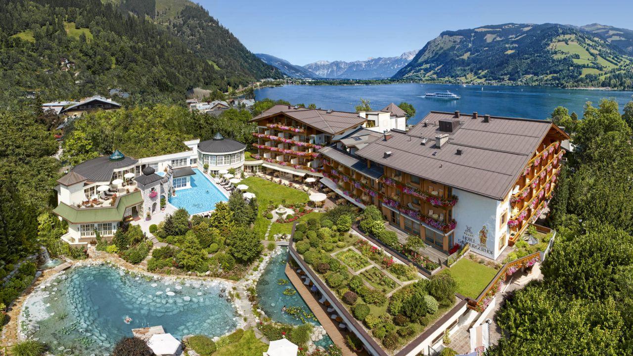Hotel salzburgerhof zell am see holidaycheck salzburger land sterreich for Wellnesshotel zell am see