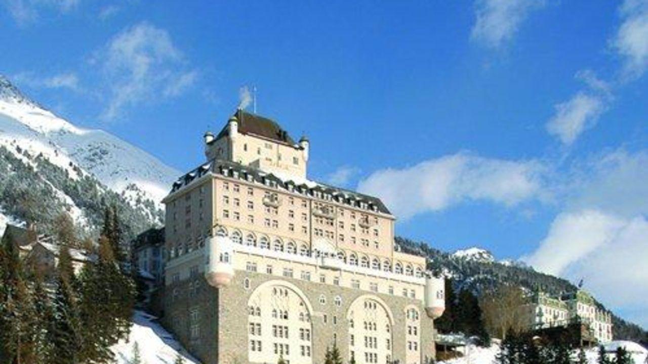 Hotel Schloss Pontresina Bewertung