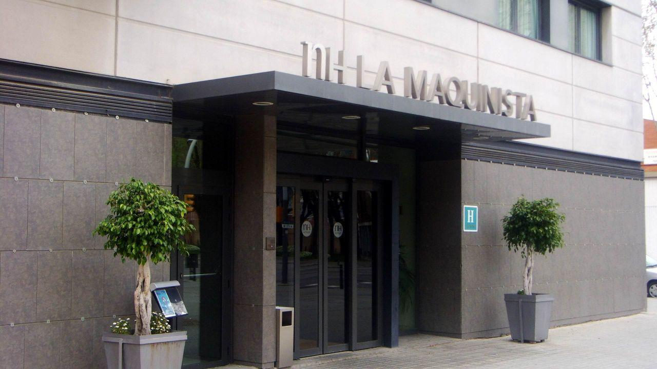 La Maquinista Hotel Barcelona Check In