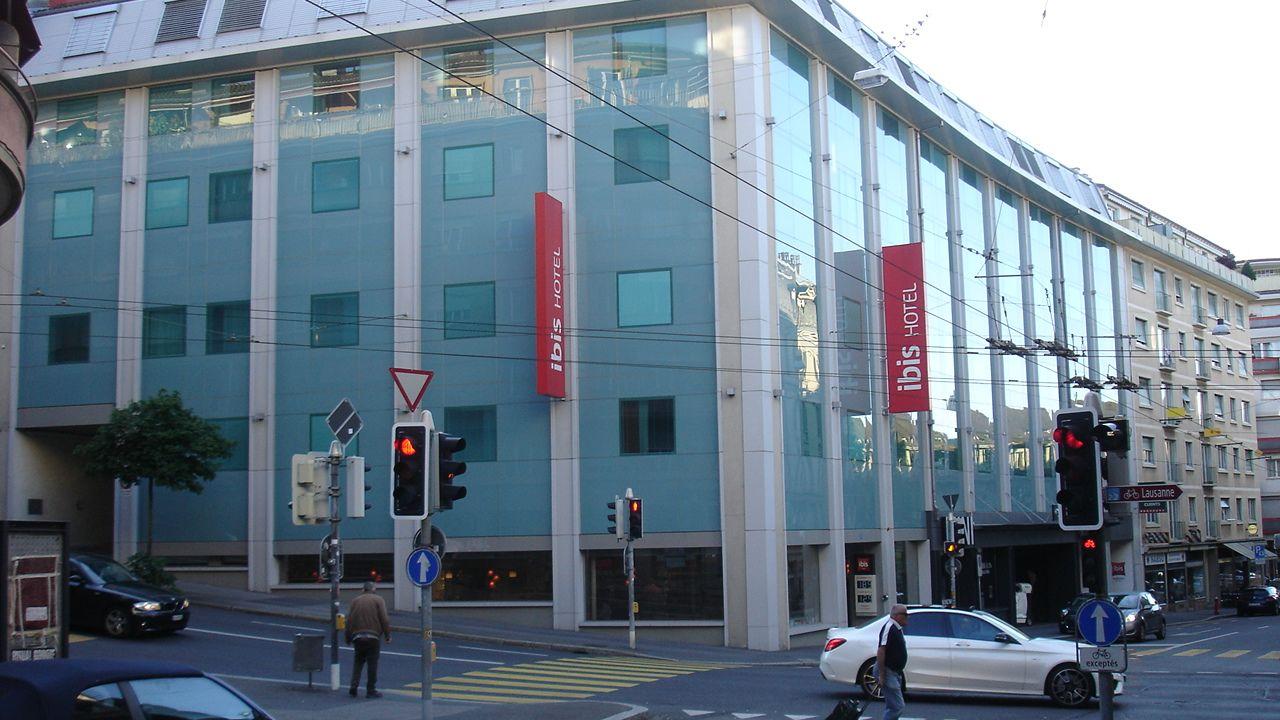 Hotel Ibis Lausanne Centre Lausanne Schweiz