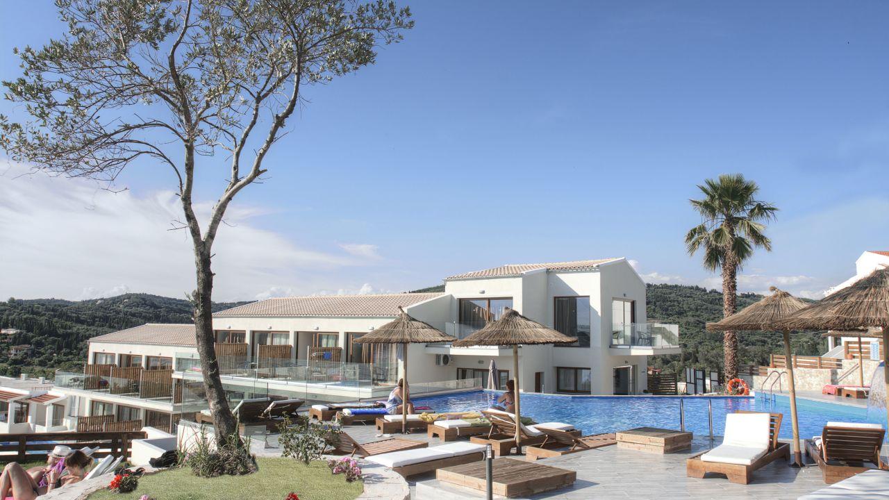 Porto Demo Boutique Hotel Agios Georgios Pagon Holidaycheck