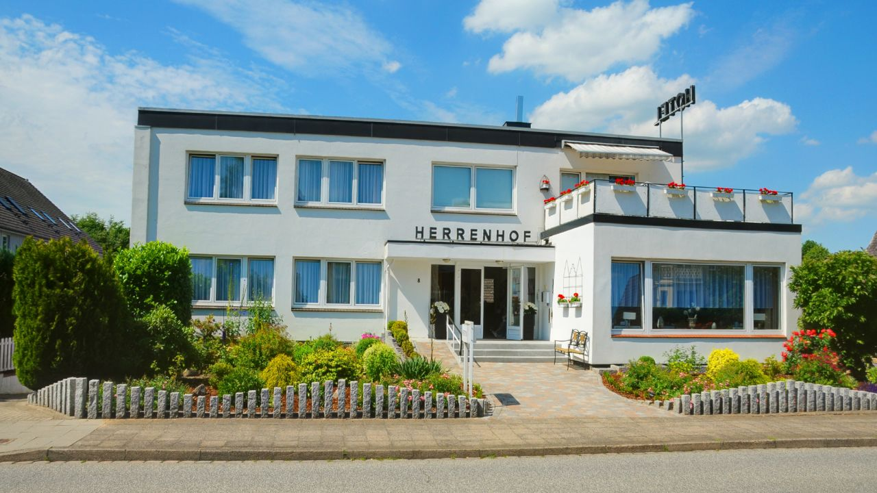 Hotel Garni Herrenhof Lubeck