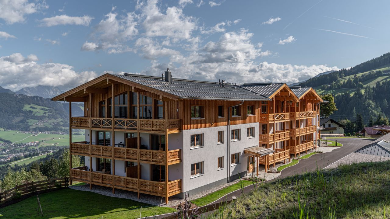 Appartements Parkgasse by Schladming-Appartements