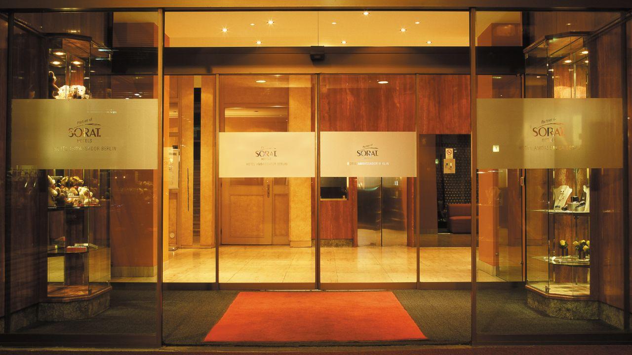 Sorat Hotel Ambassador Berlin Tempelhof Schoneberg Holidaycheck