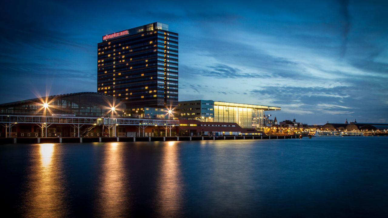 Hotel Movenpick Amsterdam City