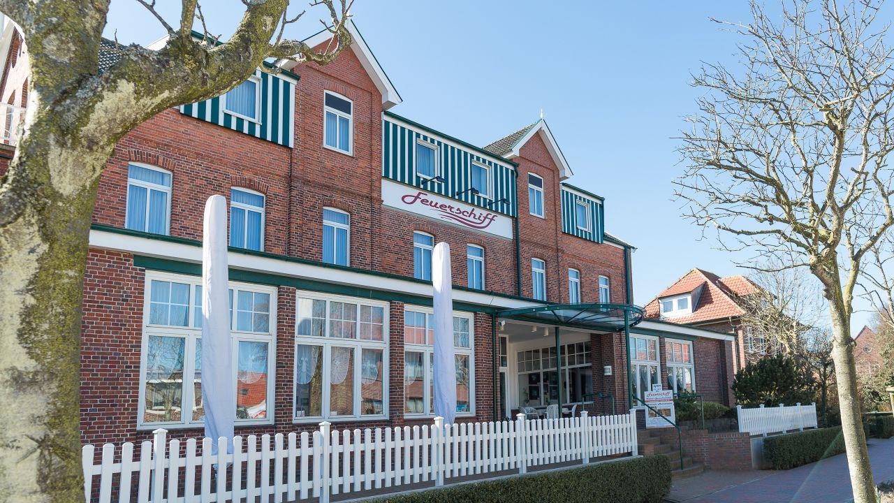Galerie Hotel Garni Feuerschiff Langeoog Holidaycheck Niedersachsen Deutschland