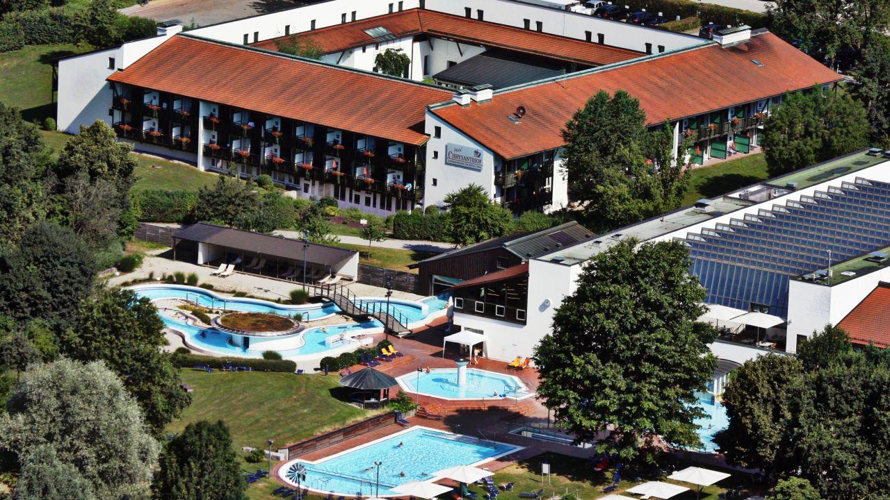 Hotel Chrysantihof (Bad Birnbach) • HolidayCheck (Bayern ...