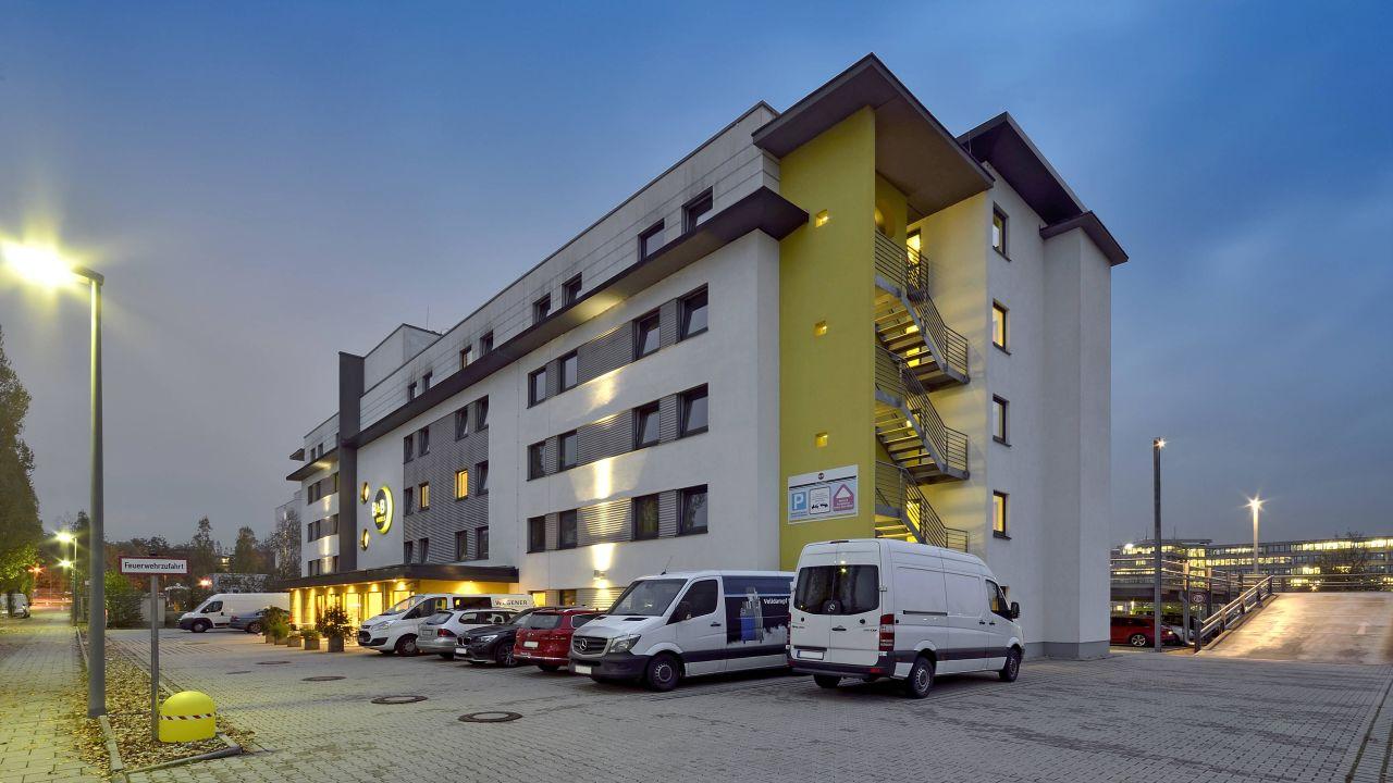 Bb Hotel München Messe Aschheim Holidaycheck Bayern